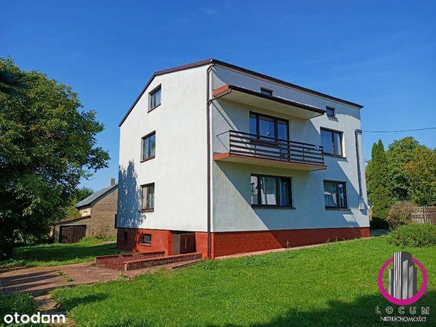 Dom 200m² z garażem działka 2549m² Turów, Olsztyn
