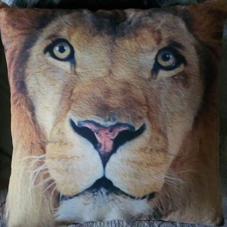 Подушка с животным размер 30 х 30 см