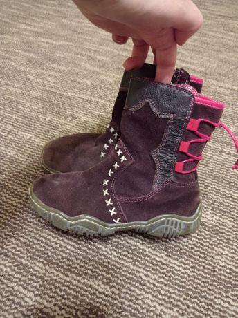Сапожки ботинки демо для девочки