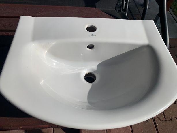 Umywalka cersanit 50 cm,naszafkowa
