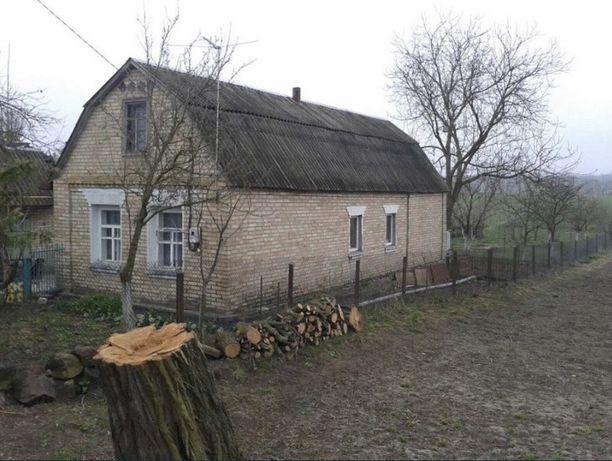 Дом в селе Мотыжин
