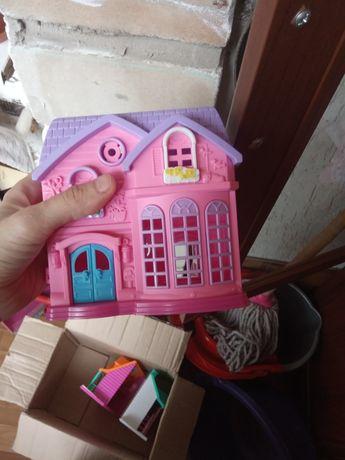 Доміки дитячі іграшкові