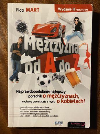 "Piotr Mart ""Mężczyzna od A do Z"""