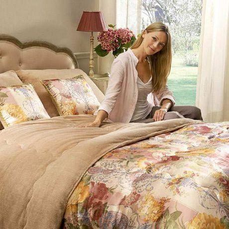 Edredão de cama Conjunto Grand Chateau para cama de 150 cm - Porto