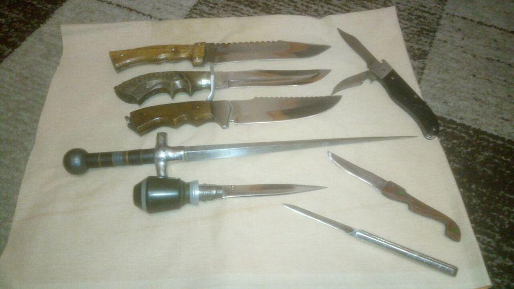 Ножи Ручной Роботы ИТК СССР Киев - изображение 1