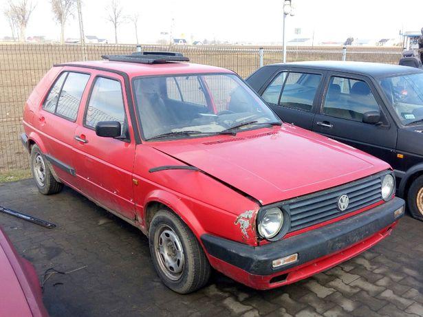 Na Części VW GOLF II Mk2 1.6 1990r 5d Demontaż Rozbiórka