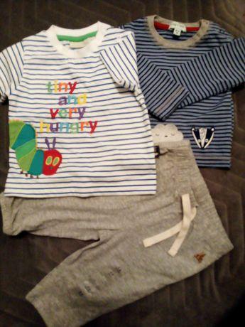 Ubranka dla niemowlaka 3 miesiące