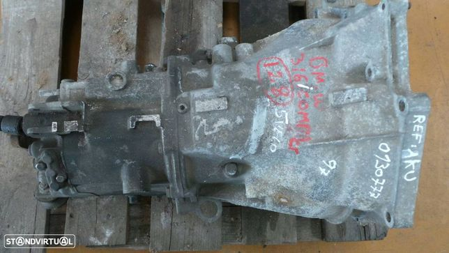 Caixa Velocidades Bmw 3 Compact (E36)