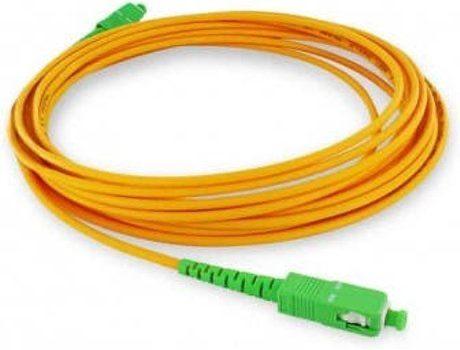 Cabo fibra óptica