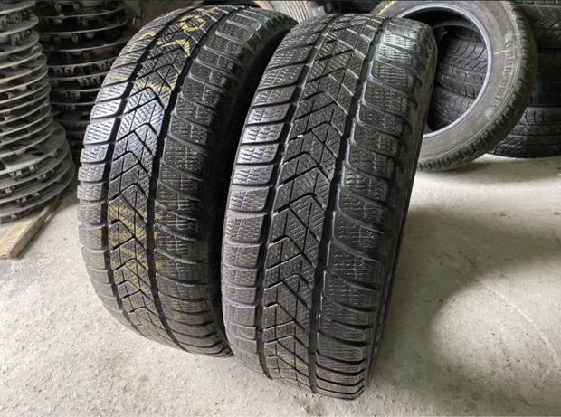 215/70 R16 Pirelli Sottozero шины зимние бу