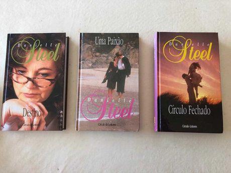"Livros da autora "" Danielle Steel"""