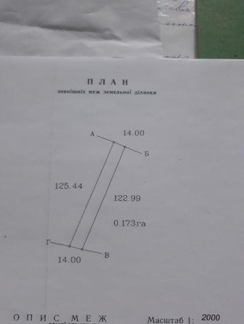 Участок в с. Григорьевка,  Бориспольский  район
