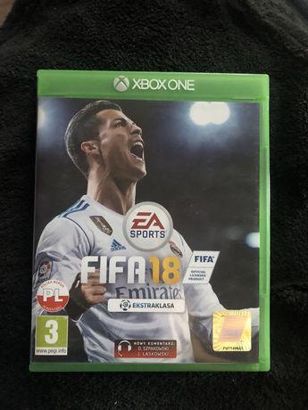 FIFA 2018 Xbox One