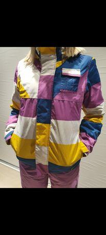 Kurtka + spodnie PROTEST narty/snowboard
