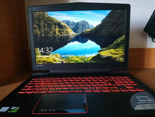 Игровой ноутбук Lenovo Legion Y520(i5-7300HQ GTX1050)Asus Rog/MSI/Omen