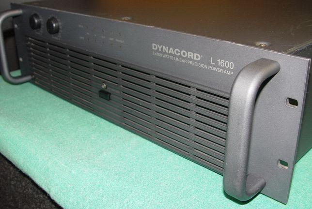 Dynacord L1600 końcówka mocy