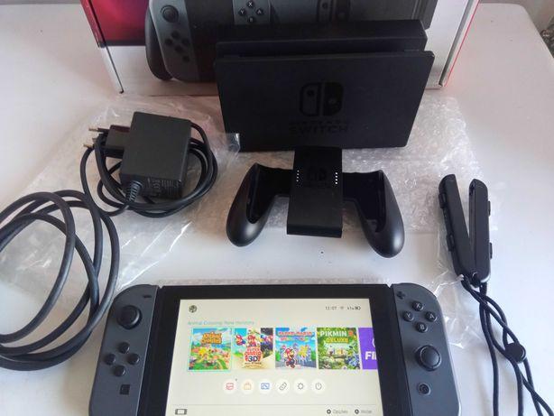 Nintendo Switch - Desbloqueada CFW + Cartão 128GB -