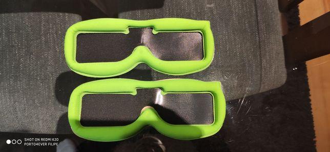 2 esponjas Fatshark Óculos FPV