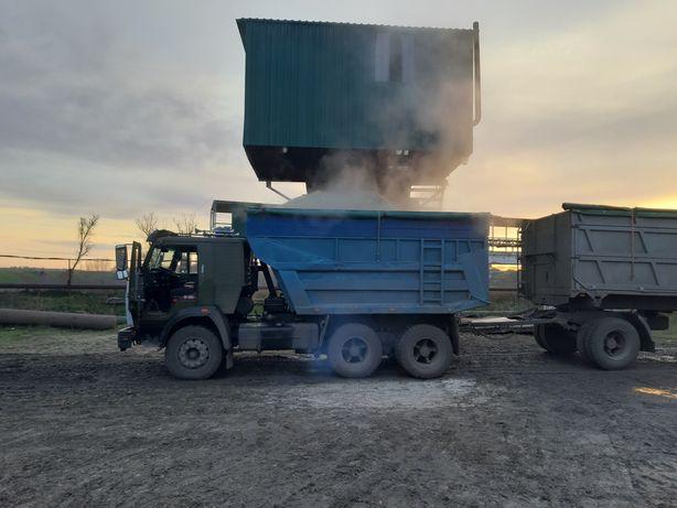 Доставка Жому, перевезення зернових