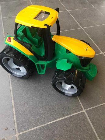 Zabawka traktor duży