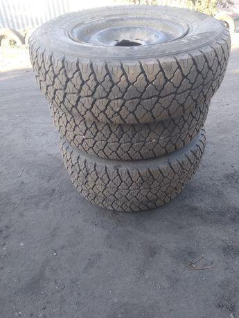 Колеса УАЗ Волга нива