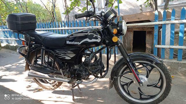 Продам мотоцикл Musstang MT110-2