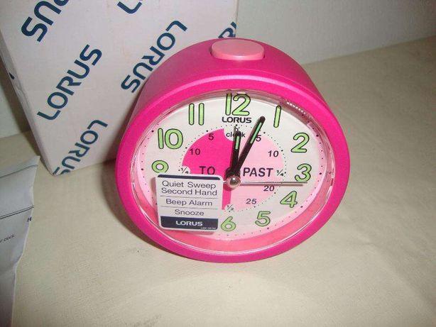 Relógio Lorus Despertador Novo (Autentico)