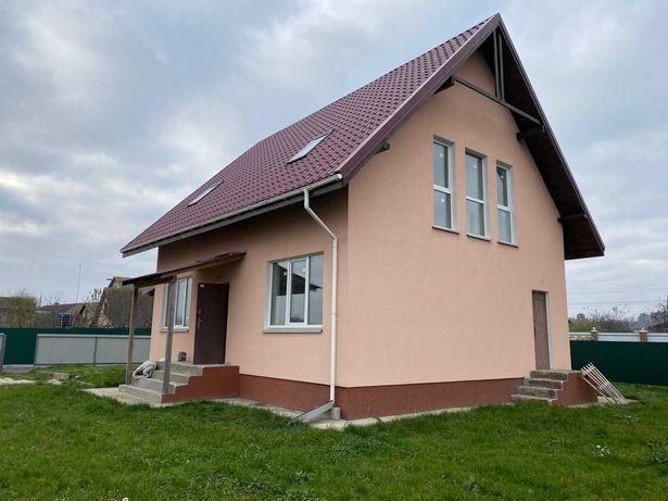Фото соотв. Новый дом 131м2 2эт, 6сот Киево-Святошинский, с.Лука