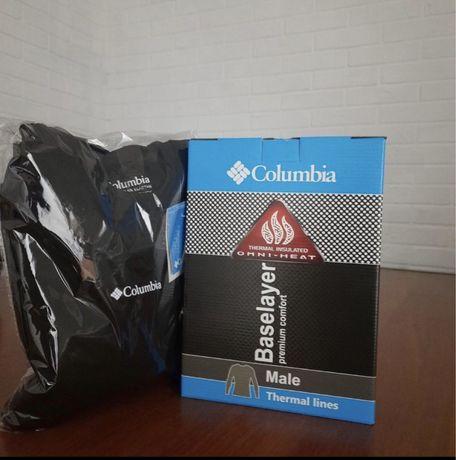 Термобілизна, термобелье , чоловіча термобілизна Columbia, ОПТ/ДРОП