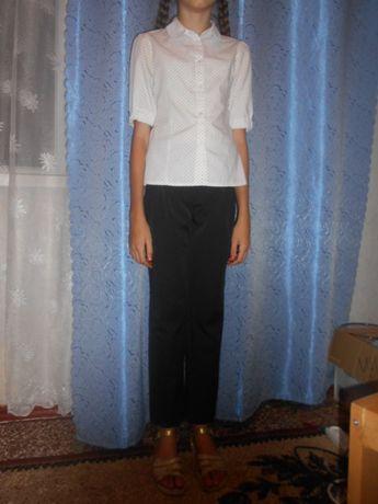 брюки школьные.128- 134 рост