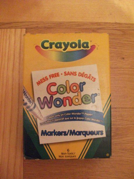 Фломастеры Color Wonder, Crayola