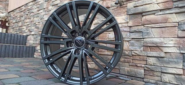 Nowe alufelgi Wheelworld WH18 18 5x112 Audi Vw Mercedes Skoda Seat VAT