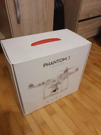 Dron DJI Phantom 3 Advanced Mega zestaw gwarancja