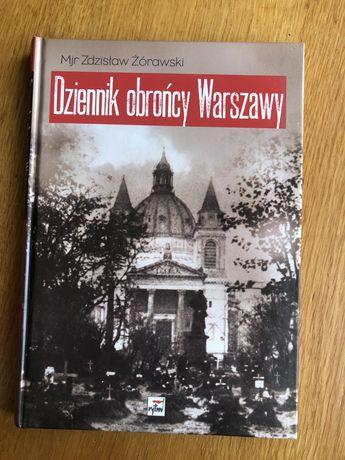 Mjr Zdzisław Żórawski - Dziennik obrońcy Warszawy