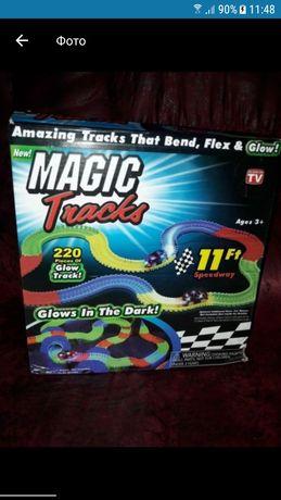 Оригинальная Светящаяся дорога Magic Tracks 220