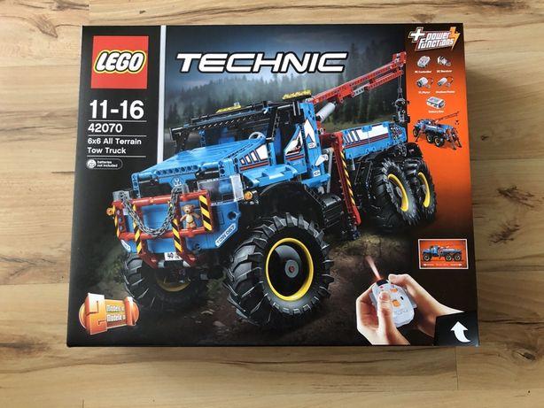 Lego Technic 42070 Krakow śląskie opolskie