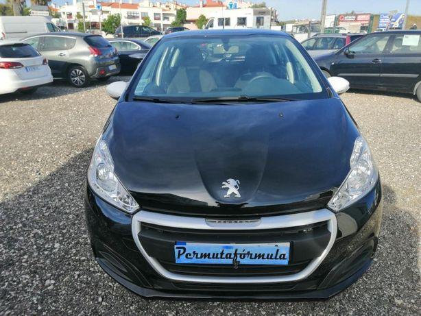 Peugeot 208 ano 2018 1.2 gasolina a/c