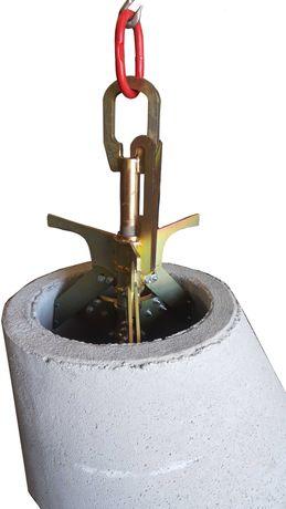 Pinça Ribant MCC500 p/ cones cimento