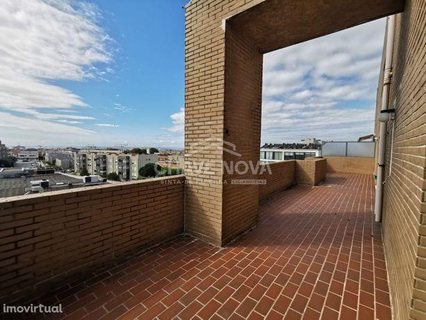 Apart. T3 Duplex c/Terraço de 45m2 Leça da Palmeira