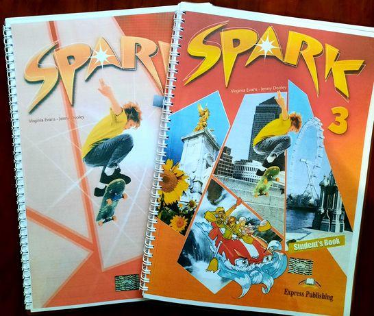 Книги Spark 1,2,3,4