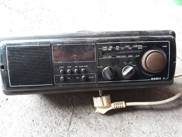 stary radiobudzik