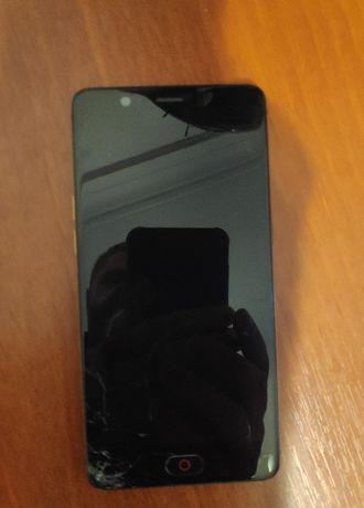 Смартфон ZTE Nubia M2 4/64 Black