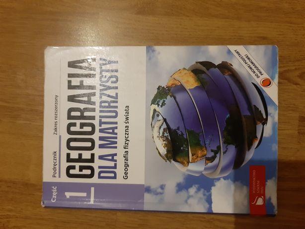 Sprzedam książkę geografia dla maturzysty 1