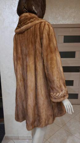 #65 Норковая шуба, манто
