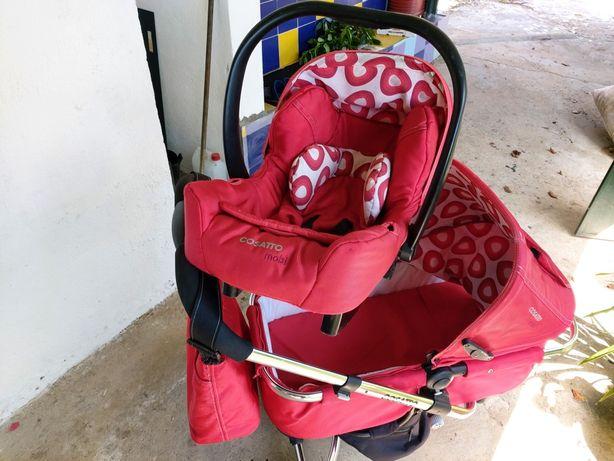 Carro de  bebé modelo cossato mobi