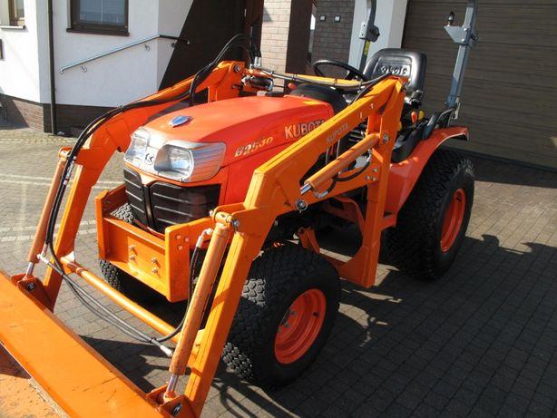 Kubota b2530 4X4 25KM Traktorek Ciągnik + Ładowacz Ładowarka Brutto!!
