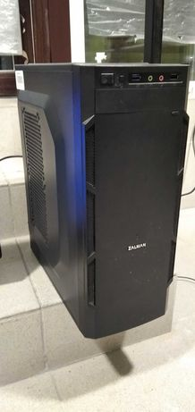 игровой компьютер 4 ядра 8гб ддр3, gtx 650 tib,  500w chiftec
