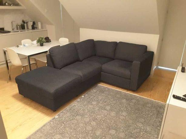 Sofá Novo a metade do preço!  IKEA - VIMLE canto+