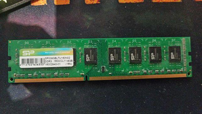Оперативная память DDR 3 8gb (1600(CL11)