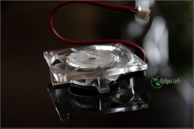 Wentylatorek , chłodzenie Power Led . Elektroniki DIY
